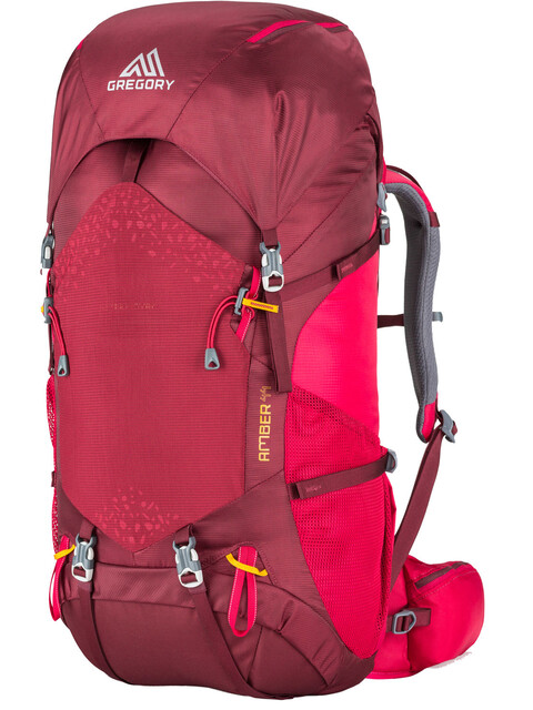 Gregory Amber 44 Backpack Women chili pepper red